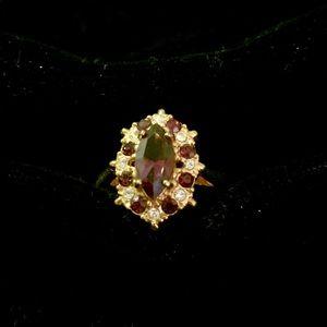 Lovely Vintage Amethyst Ring